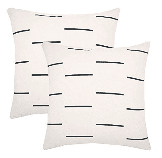 pillow covers for entryway