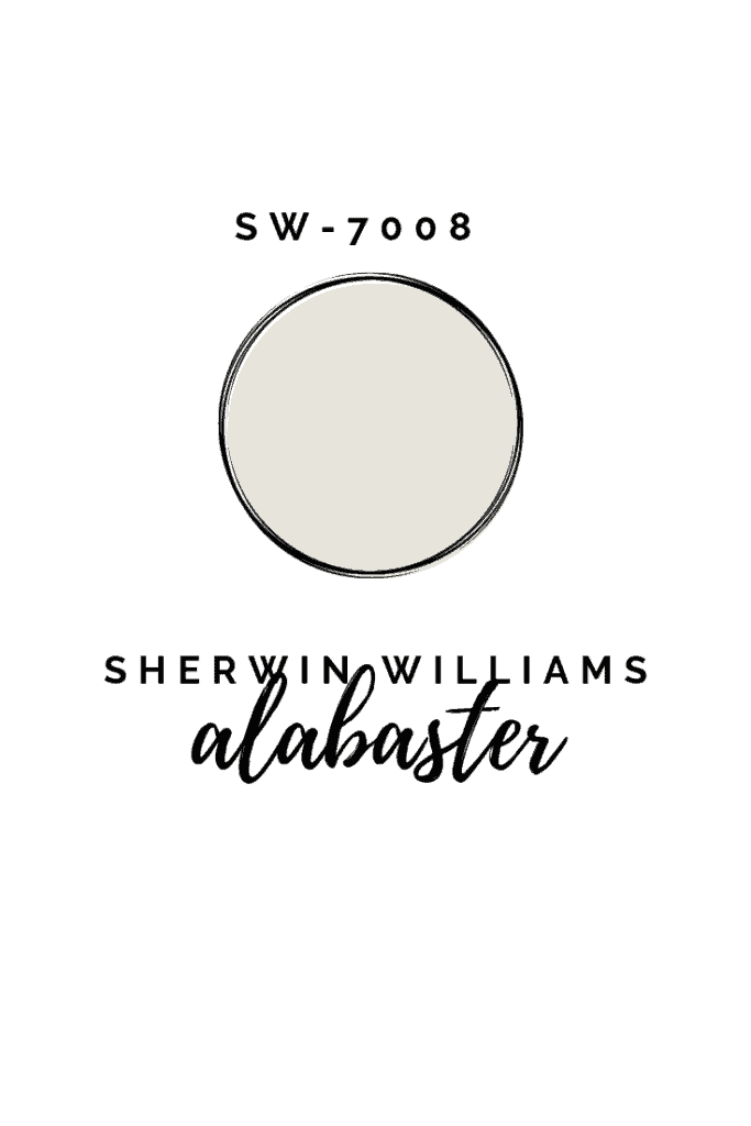 Sherwin williams alabaster