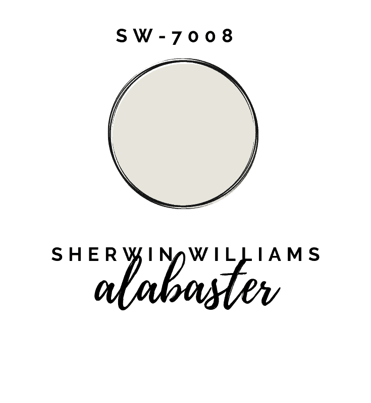 Sherwin williams alabaster