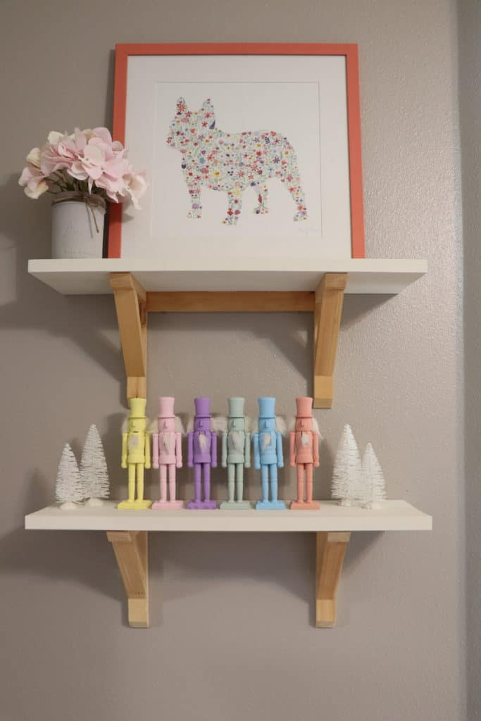 Colorful Holiday Nutcrackers